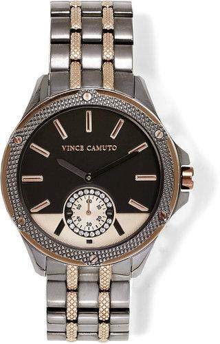 Textured Bezel Watch
