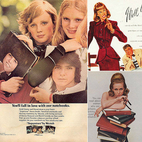 Get in the Back-to-School Spirit With These Vintage Ads