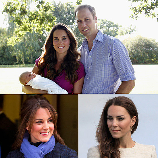 Kate Middleton's Flawless Family-Portrait Hair and 16 More of Her Best Blowouts