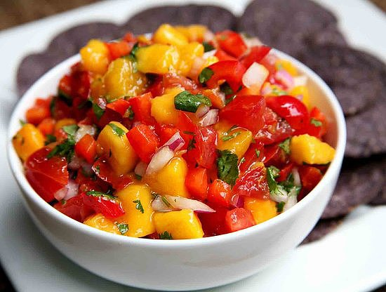 Fruit-Filled Salsa