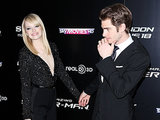Emma Stone and Andrew Garfield made quite the glamorous couple at  The Amazing Spider-Man UK premiere in June 2012.