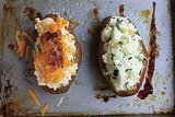 Baked Potatoes, Two Ways
