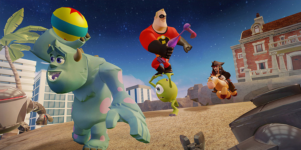Disney Infinity Puts Players in the Virtual Toy Box