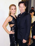Anna Paquin and Stephen Moyer made one sexy couple in their all-black ensembles at a Tom Ford event in LA in February 2013.
