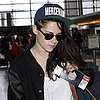 Kristen Stewart at LAX Airport