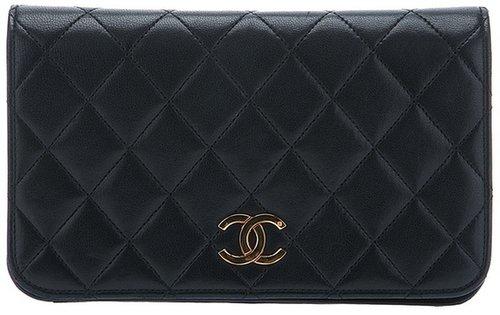 Chanel Vintage vintage quilted shoulder bag