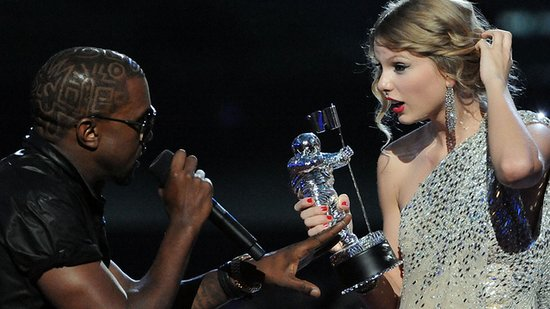 Taylor Swift Takes Aim at Herself — and Kanye Too?