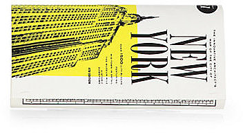 Kate Spade New York Far From The Tree NYC Tyvek Book Clutch