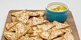 Say So Long to Store-Bought Pita Chips