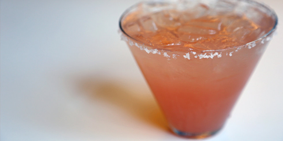 New Favorite Brunch Cocktail: The Gingery Salty Dog