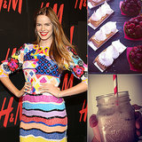 My Day On a Plate: Robyn Lawley