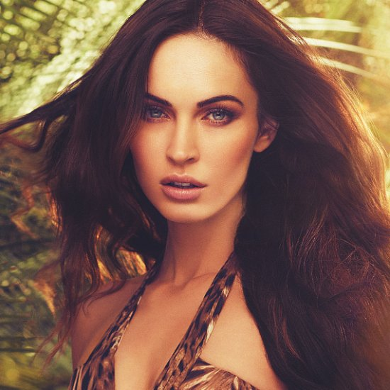 Megan Fox Ad Campaign For Avon Fragrance Instinct