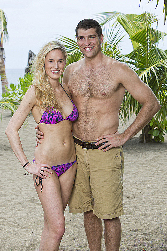 Candice and John Cody  Ages: Both 30 Relationship: Married Hometown: Washington DC Occupations: Both physicians Alumni cred: Candice has been on Survivor: Cook Islands and Heroes vs. Villains