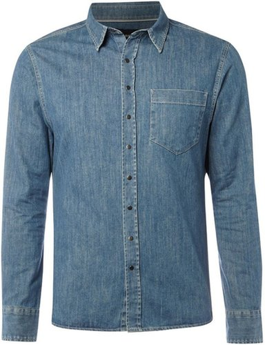 Men's Farrell Mens Denim shirt