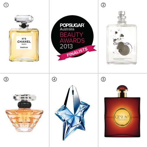 Most Iconic Perfume in POPSUGAR Australia Beauty Awards