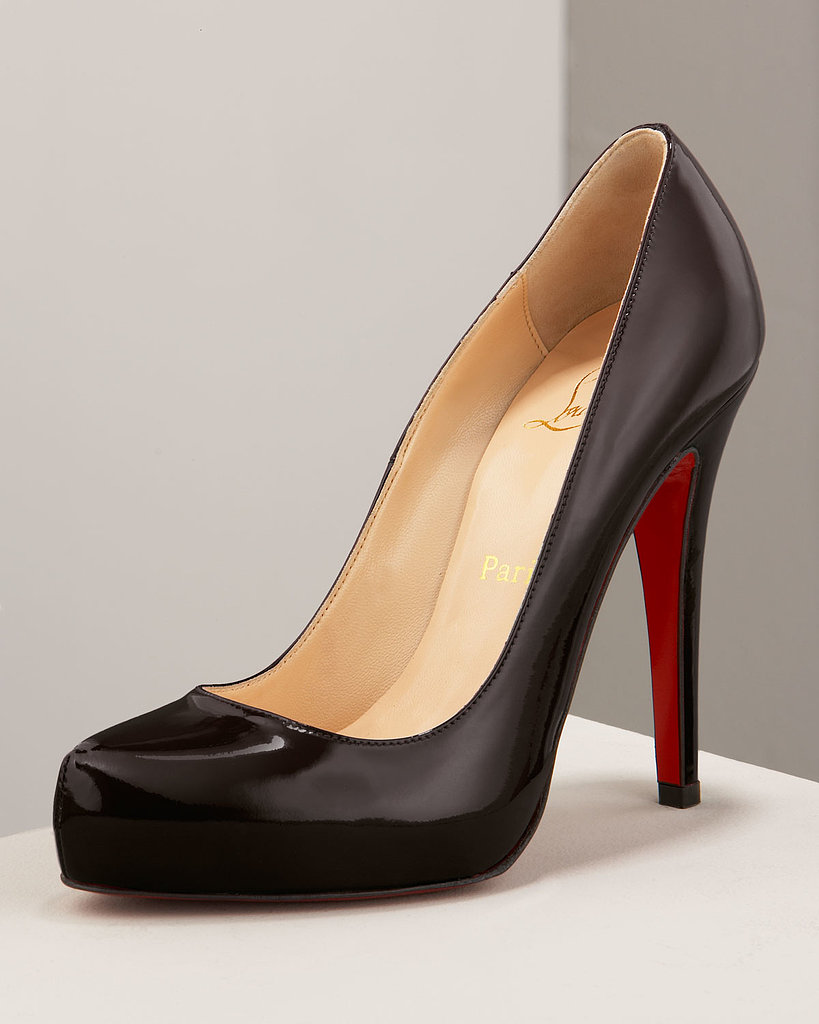 Christian Louboutin's Rolando platform pumps ($795) will last you a lifetime.