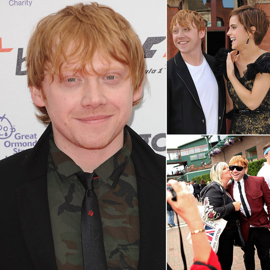 Why Rupert Grint Is Our Dream Ginger Boyfriend
