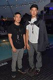 Thakoon and Richard Chai at the Soho House 10th anniversary party in New York City.