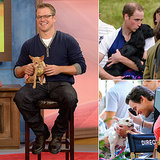 Hot Dog! Sexy Stars Get Adorable With Pups
