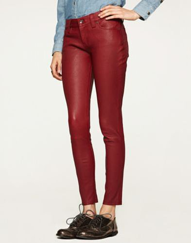 Leather Charlie Skinny