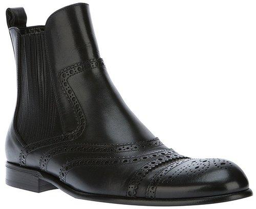 Dolce & Gabbana Brogue boot