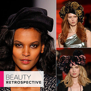 Diane von Furstenberg Beauty Looks at New York Fashion Week