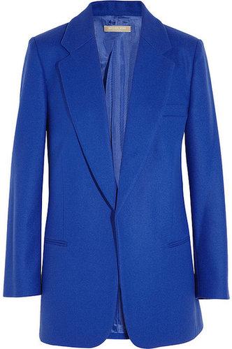 Michael Kors Wool-felt blazer