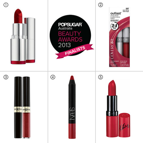 Most Iconic Lipstick in the POPSUGAR Australia Beauty Awards