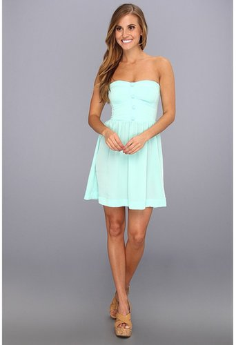 Roxy - Good Times Dress (Water) - Apparel
