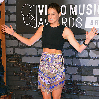 Shailene Woodley at the VMAs 2013 | Pictures