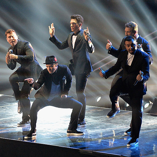 NSYNC Reunion Pictures at 2013 MTV Video Music Awards