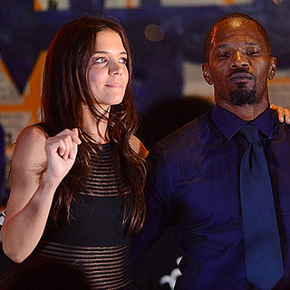Katie Holmes Dancing With Jamie Foxx in the Hamptons