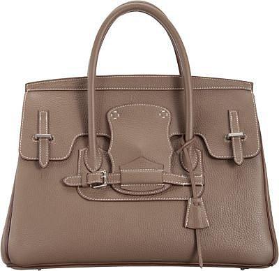 Moreau Diligence Handle Bag