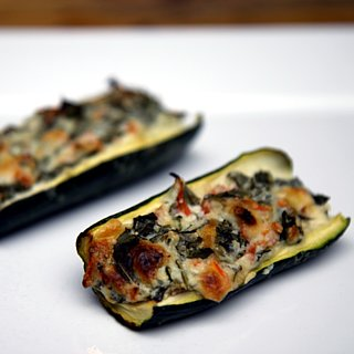 Recipe For Stuffed Zucchinis