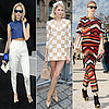 Elena Perminova Best Fashion Week Street Style