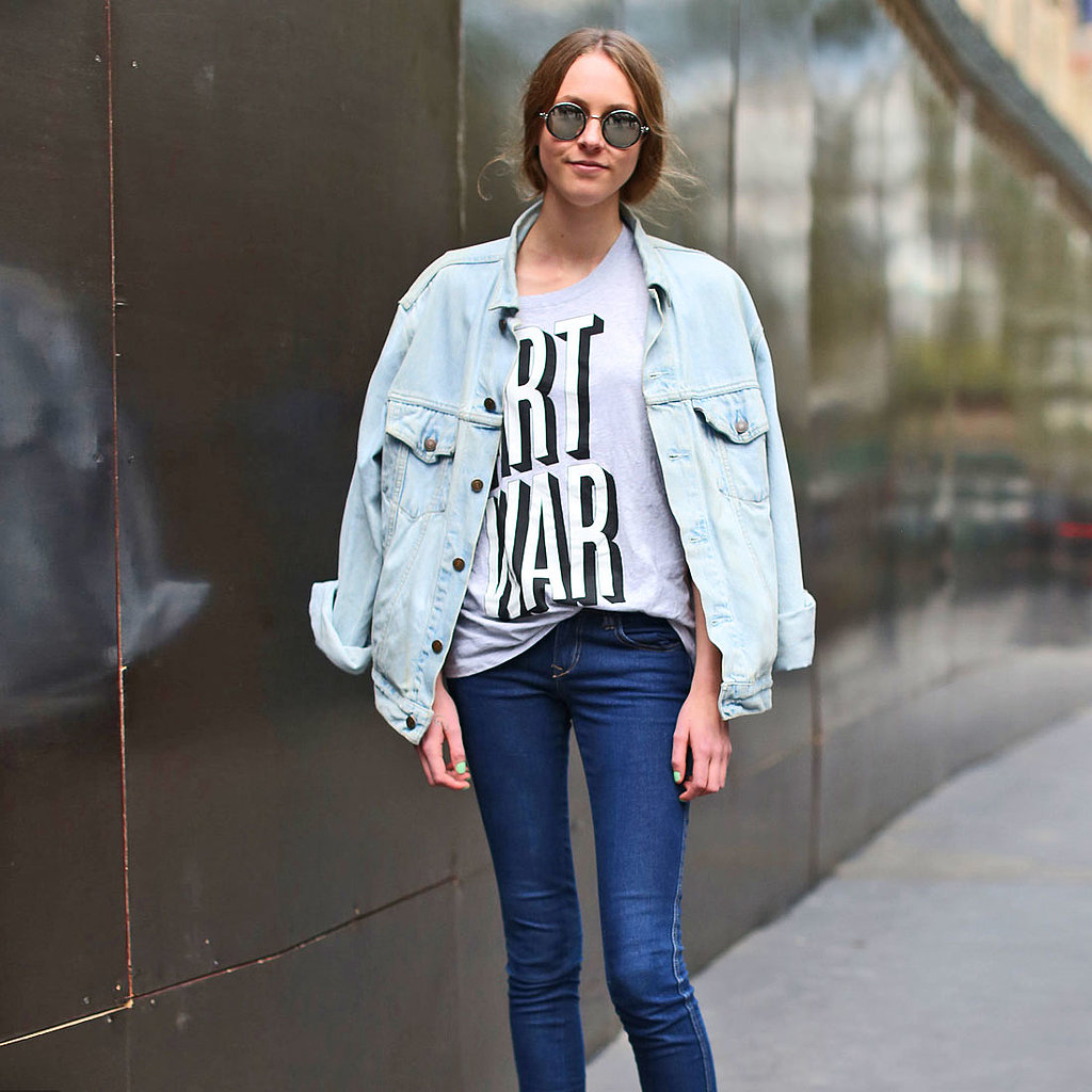 Denim Street Style Fall