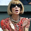 Anna Wintour at the US Open | Pictures
