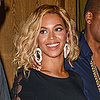 Beyonce Hair and Makeup at VMAs Afterparty 2013