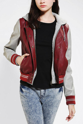 OBEY Varsity Lover Bomber Jacket