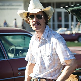 Matthew McConaughey Skinny in Dallas Buyers Club Pictures