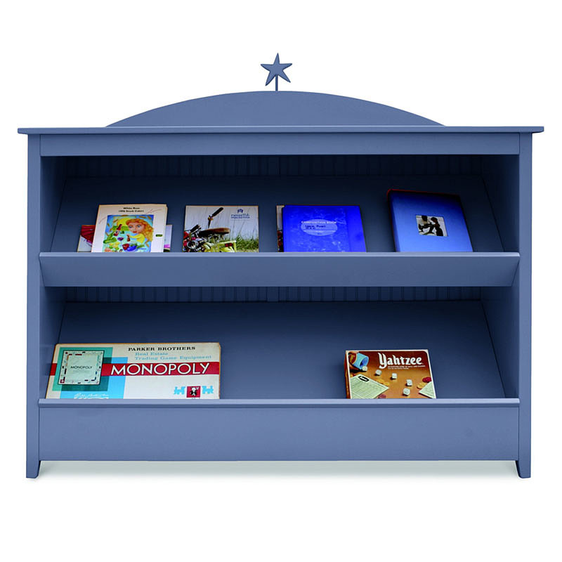 This Lydia Easy Reader bookshelf ($1,850) is made for tots and perfect for lining up favorite books. It also comes in a variety of colors, making it wonderfully easy to pick the right one for your little one's room.