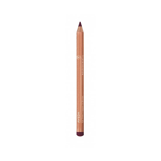 Here's an insider tip: if you really want your lipstick to last through lunch meetings, use a lip liner. This Aveda Lip Liner in Red Petals ($16) is a cinnamon shade your can wear all through Fall.