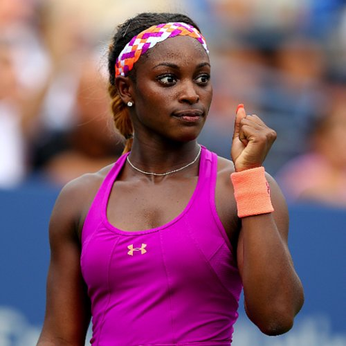 Sloane Stephens 2013 US Open Outfit