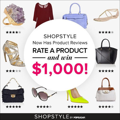 Product Reviews on ShopStyle