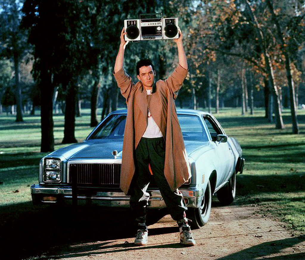 Lloyd Dobler — The Sensitive Guy