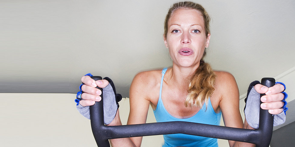 Treadmill Haters Rejoice! A Two-Machine Plan, No Running Required