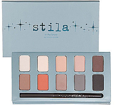 Stila in the know eye shadow palette