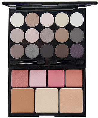 NYX 'Naked' Face Palette Open Miscellaneous