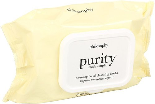 Philosophy - purity cleansing cloths (30ct) (N/A) - Beauty