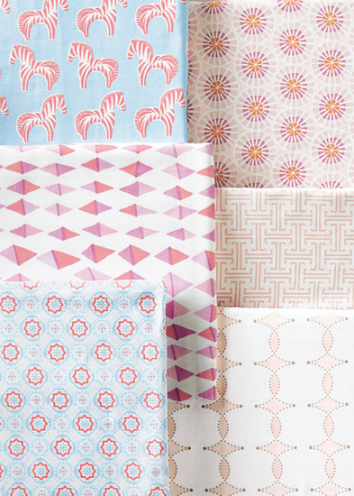 Girls Crib Sheets ($36)